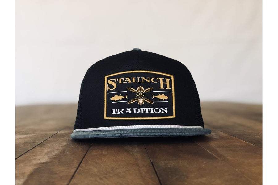 Staunch Tuna Salad-Trucker Hats-Fly Wild Outfitters