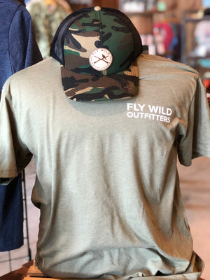 Fly Wild Dove Hunt Shirt