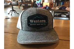 Whiskey Bent Western Hat-Trucker Hats-Fly Wild Outfitters
