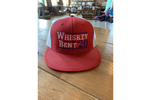 Whiskey Bent '20 Hat-Trucker Hats-Fly Wild Outfitters
