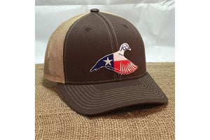Texas Woodie-Trucker Hats-Fly Wild Outfitters