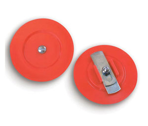 "Brooks Plastic Break Cap PAC Adjust-A-Plug Red 2 1/2"";Brooks Plastic Break Cap PAC Adj"""