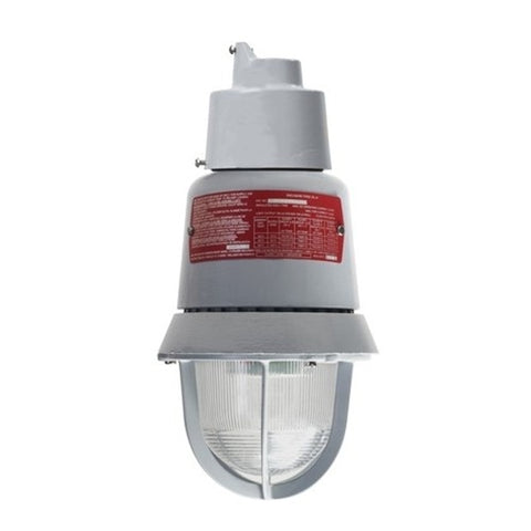 Explosion Proof Strobe - Hazardous Location 16-33VDC - Clear