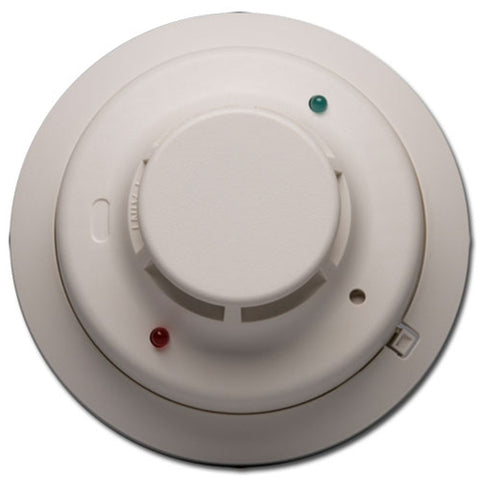 System Sensor 4WTAR-B Smoke Detectors with Sounder and Relay Option