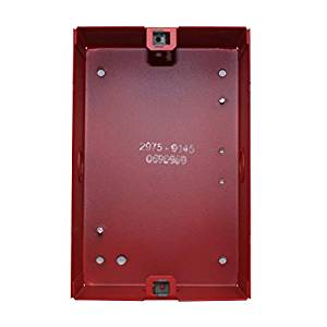 Simplex 2975-9145 Welded Steel Fire Device Back Box,