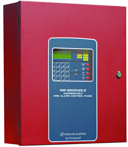 Firelite MS-9200UDLS Addressable Fire Alarm Panel