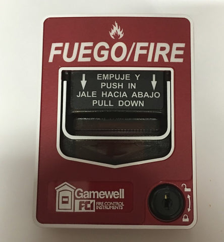 Gamewell-FCI MS-7SP
