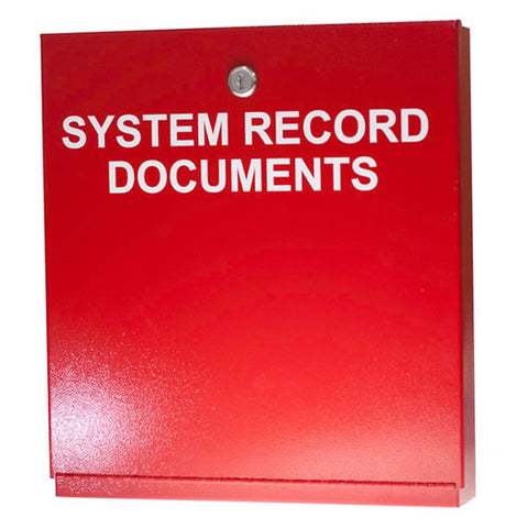 Space Age Electronics SSU00689 System Record Documents (SRD) Box
