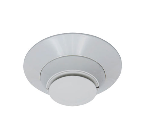 Silent Knight SK-PHOTO-W Color Bright White Intelligent Photoelectric Smoke Detector  (Base Included)