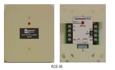 Gamewll-FCI GWRCE-95 Relay Control Element