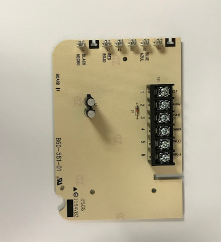 A5067 Replacement power board for DH200P (w/o relay)