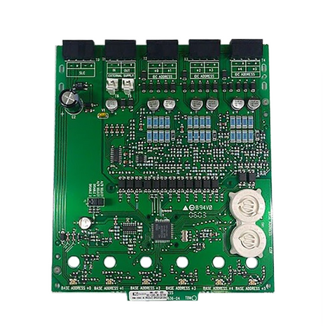 Gamewell-FCI MMI-6SF Multi-Mod Six Zone Interface Module