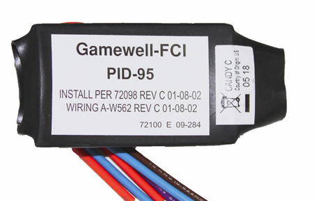 Gamewell-FCI GWPID-95 Point Identification Device