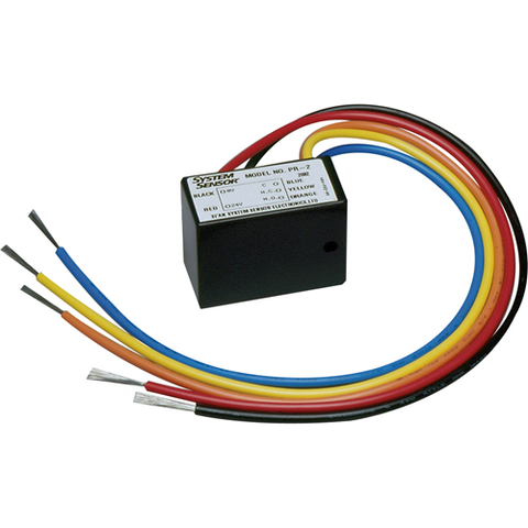 System Sensor PR-2 End of line multi-voltage conventional relay