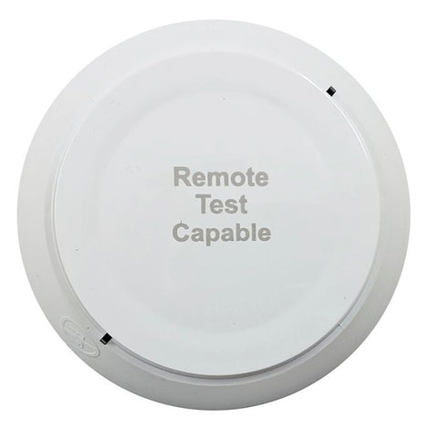 Gamewell-FCI ASD-PL3R Color White Series 3 Addressable Photoelectric Detector Remote Test Capable (REPLACEMENT FOR ASD-PL2FR)
