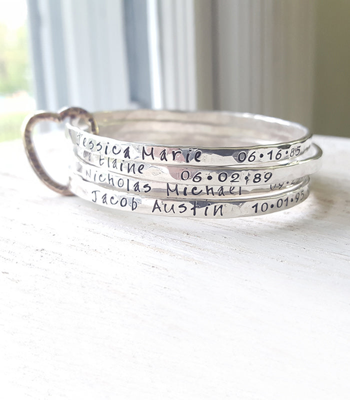 All In My Heart Bangle