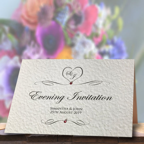 ALISSA Folded Invitation