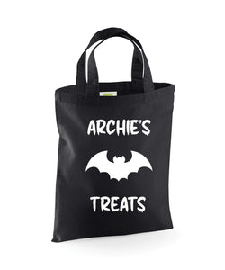 Personalised Trick or Treat Bags