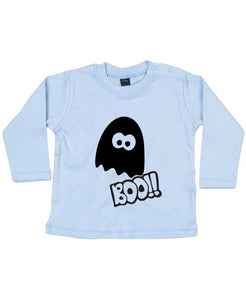 Baby Ghost Toddlers Long sleeve top.