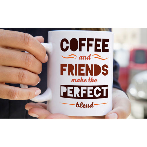 Coffee and Friends...
