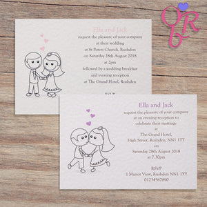 ELLA Day or Evening Invites