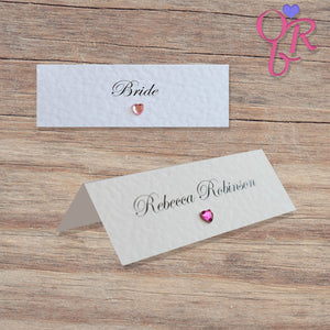 CHLOE Table Card