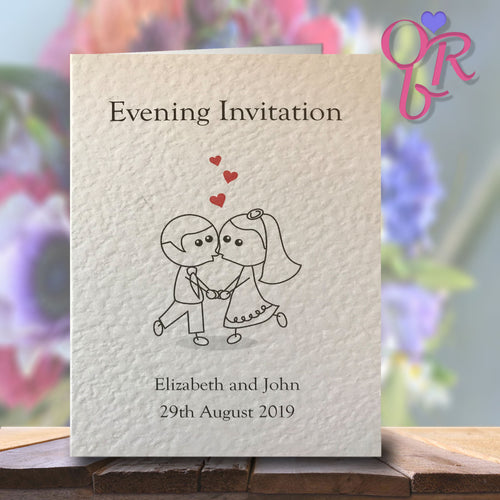 ELLA Folded Invitation