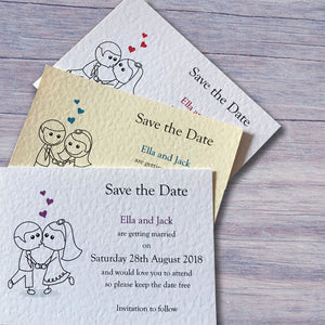 ELLA Save the Date Cards