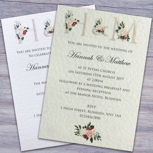 FLORENCE Day or Evening Invites