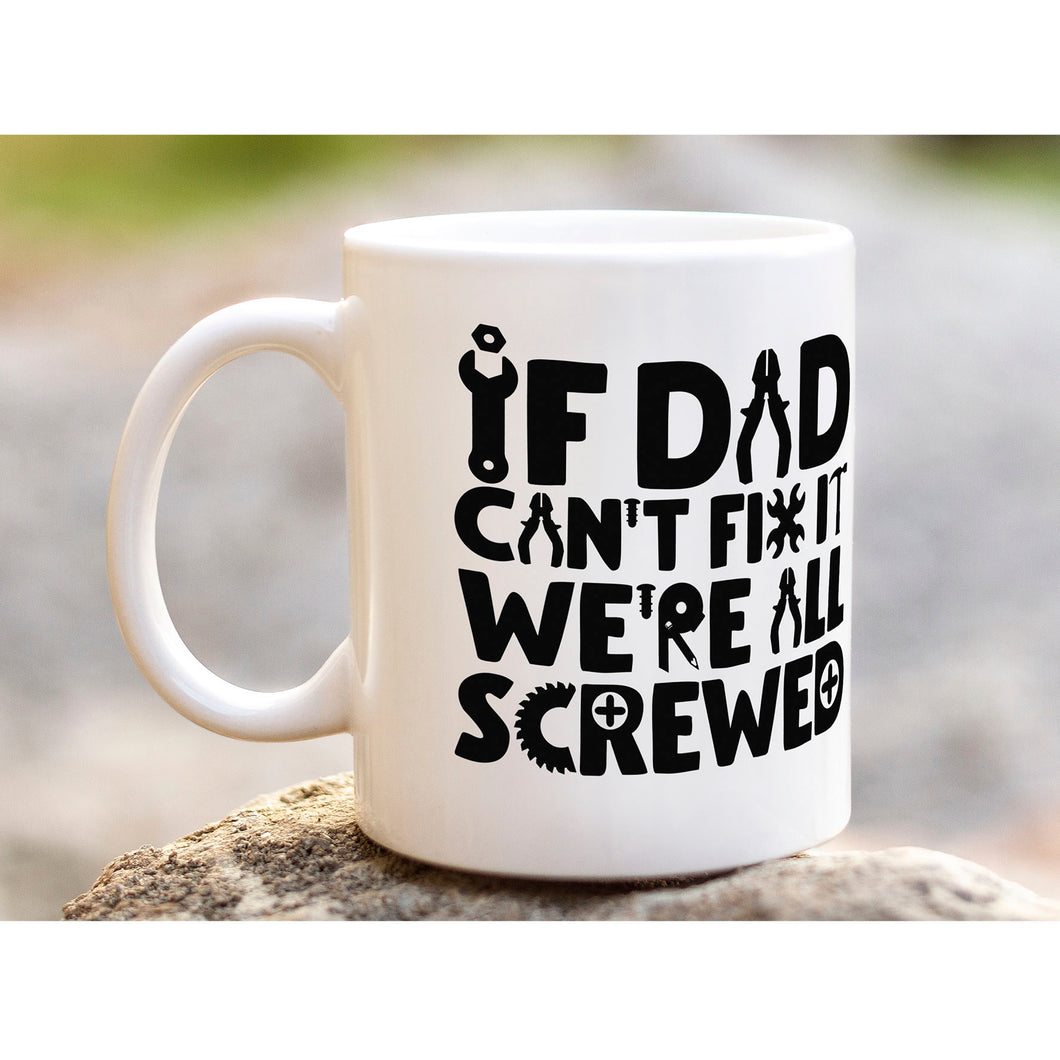 If Dad can't fix it...