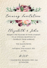 ISABELLE Day or Evening Invites