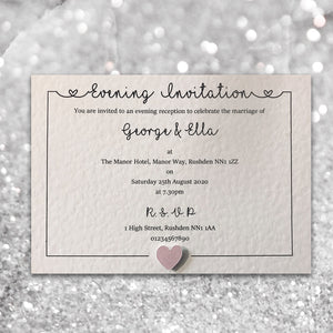SAMPLE Postcard Invitations