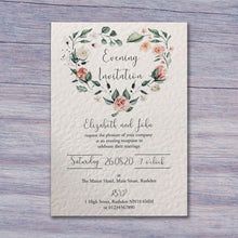 MARTHA Day or Evening Invites