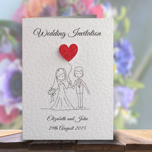 SAMPLE Folded Invitations