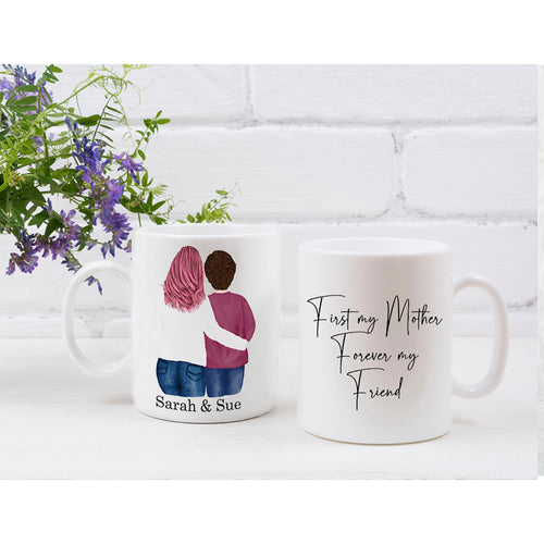 Mother & Daughter Mug
