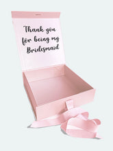 Bridal Party Thank you Gift Box