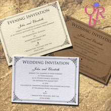 EMMA Day or Evening Invites