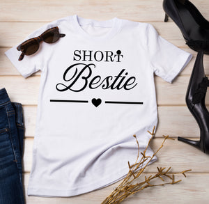 Tall Bestie & Short Bestie T-Shirt
