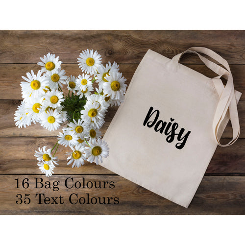 Personalised Tote Bag V2