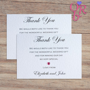 CHLOE Thank you Notes