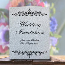 TILLY Folded Invitation