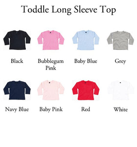 Little Man Toddlers Long sleeve top.