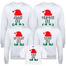 Family Elves Christmas Sweater