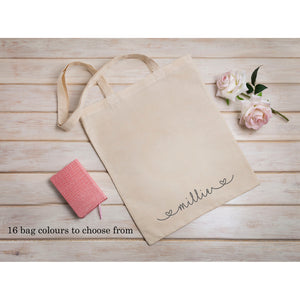 Personalised Tote Bag V1