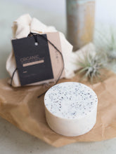 Organic scrub soap bar