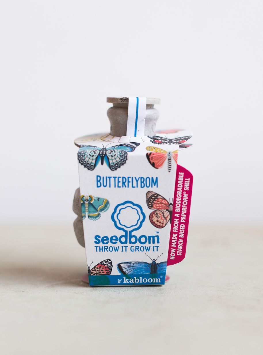 Seedbomb Butterfly