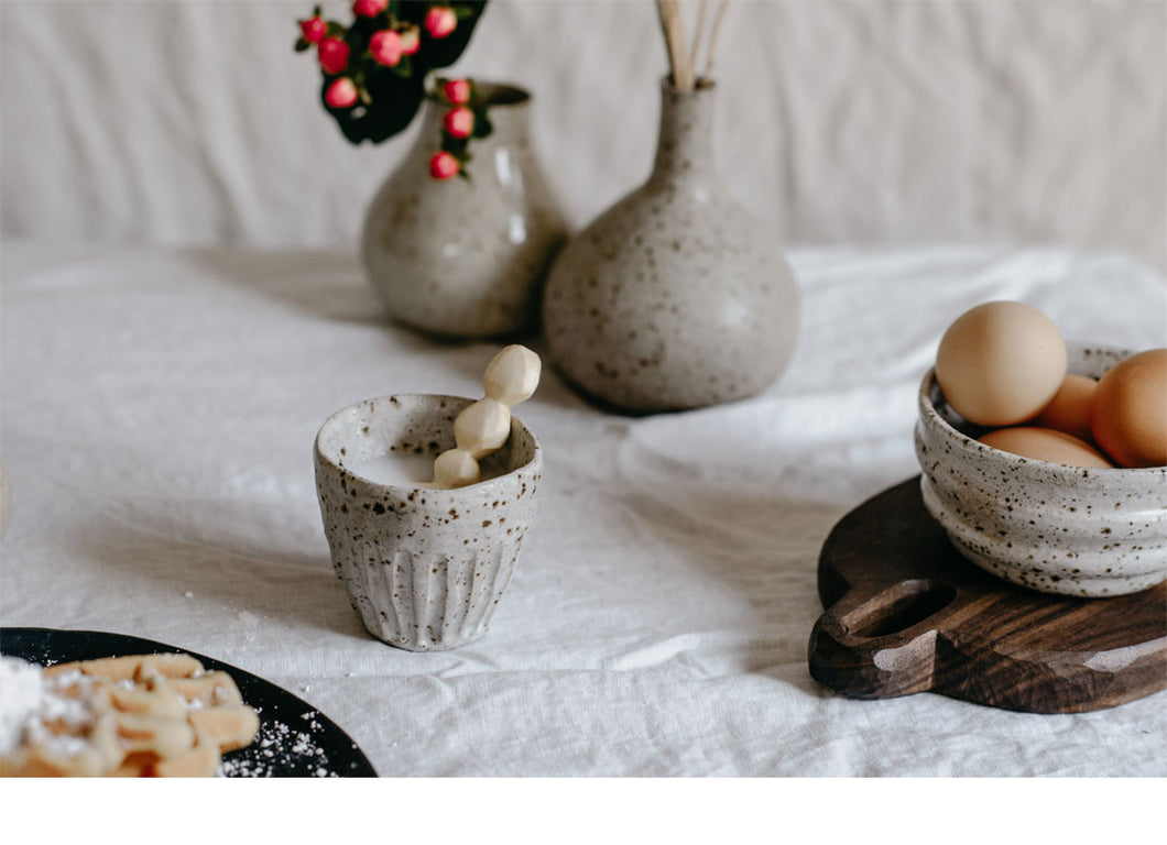 Workshop - Make your own ceramic pottery by Rond Klei 13/12