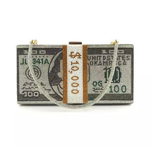 Bling Money Clutch
