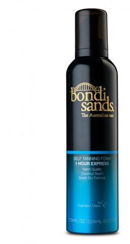 bondi sands ihr express