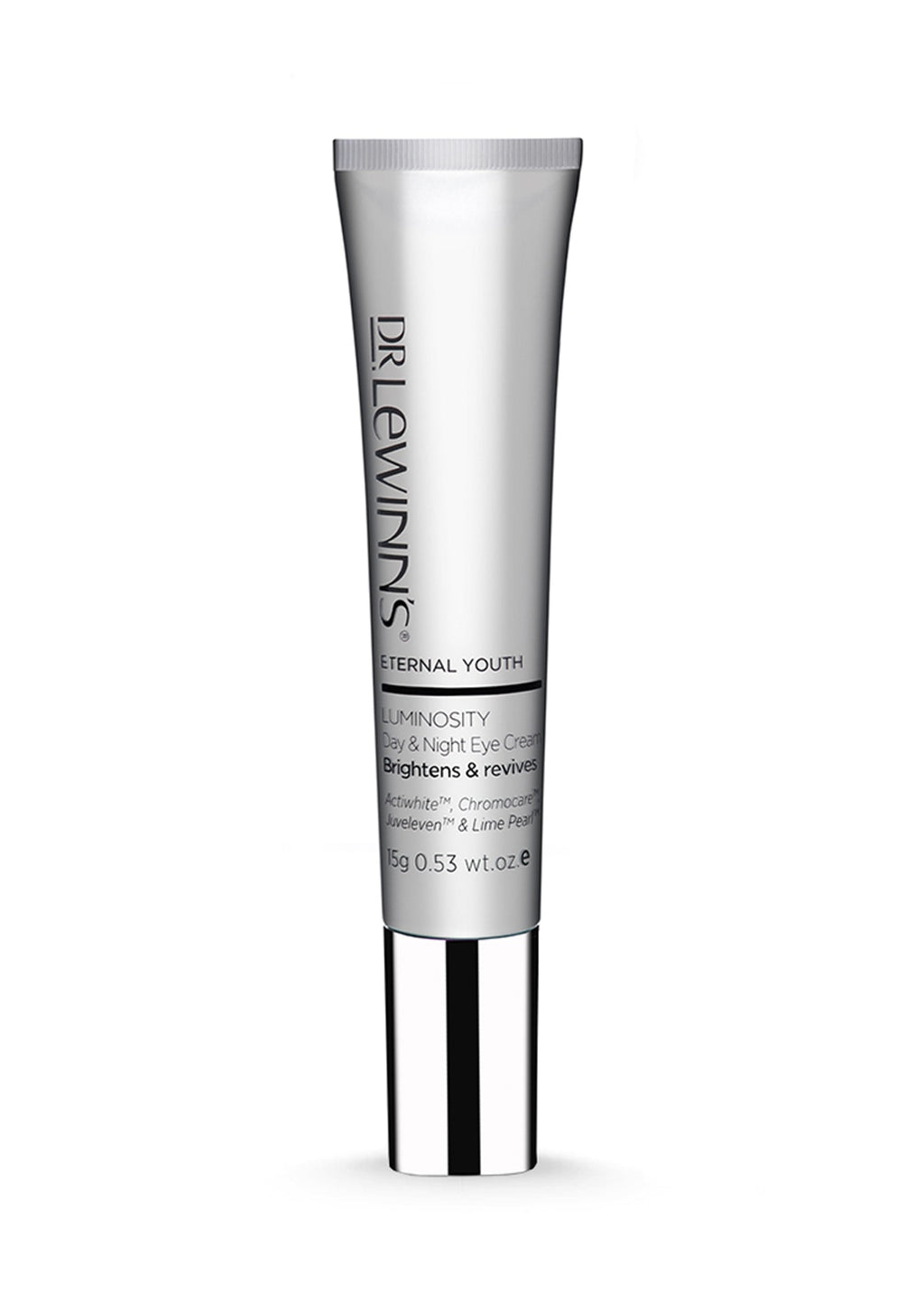 Dr Lewinns Eternal Youth Luminosity Day & Night Eye Cream 15G
